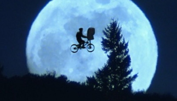 E. T. - The Extra Terrestrial