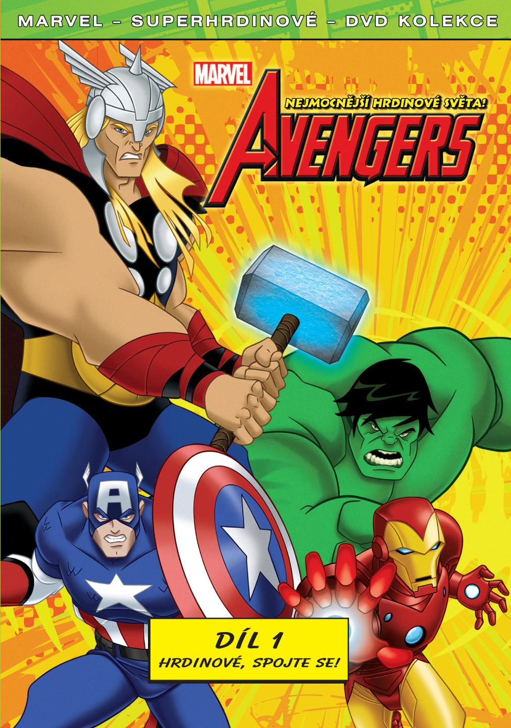 Avengers: Nejmocnější hrdinové světa