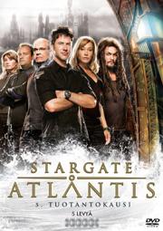 Hvezdná brána: Atlantida