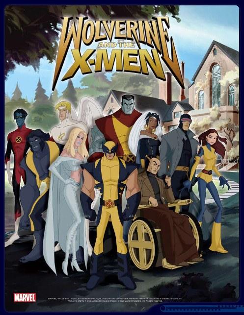Wolverine a X-Meni