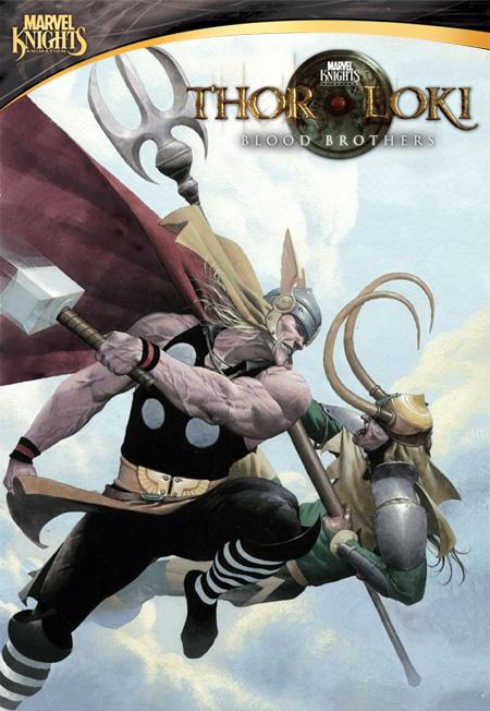 Thor a Loki: Pokrevní braři