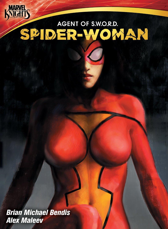 Spider-Woman, Agentka S.W.O.R.D.u