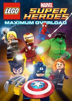 Lego Marvel Super Heroes - Maximální přepětí