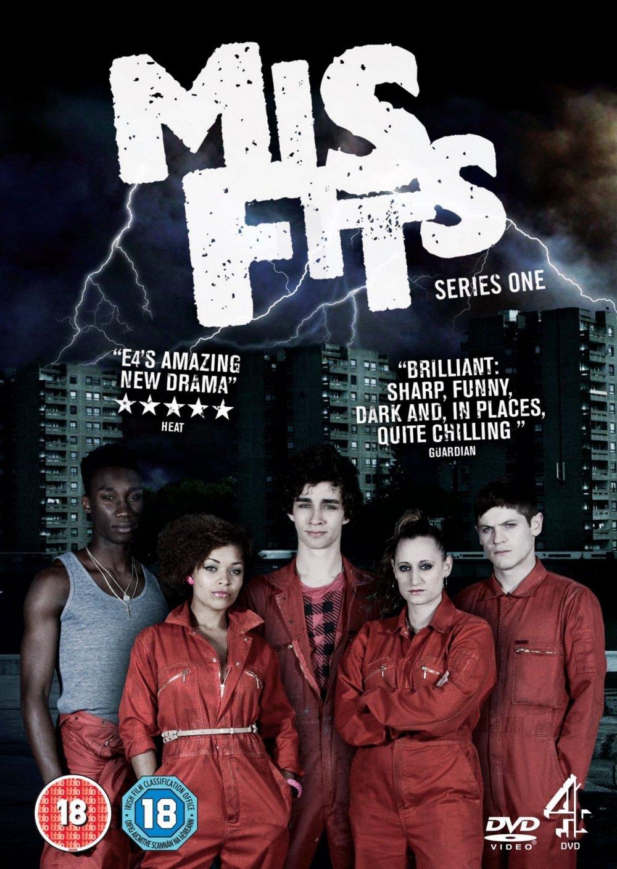 Misfits - Zmetci (2009-2013)