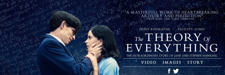 the theory of everything book report