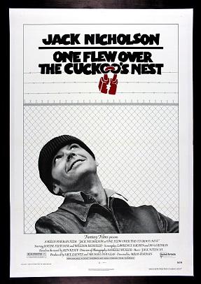 Přelet nad kukaččím hnízdem (1975)