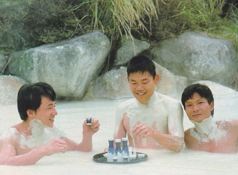 Jackie, Mars, Fung Hak-On