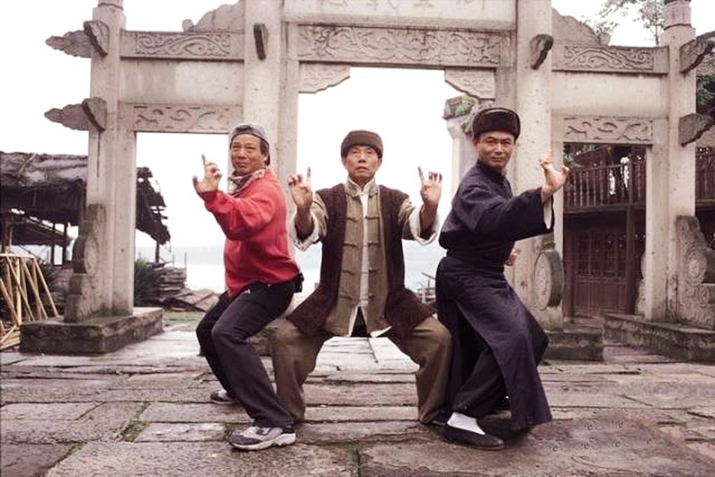 Lau Kar-Wing, Lau Kar-Leung, Gordon Liu