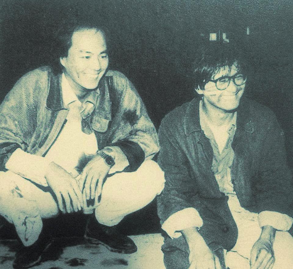 Ti Lung, Chow Yun Fat