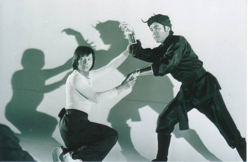 Lau Kar-Leung, David Chiang