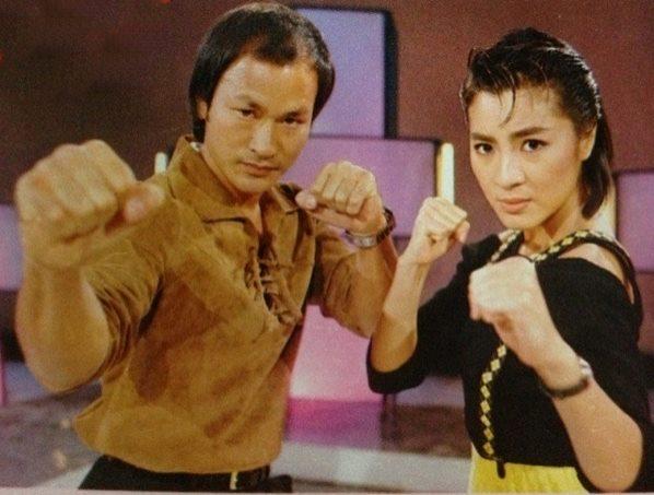 Dick Wei, Michelle Yeoh