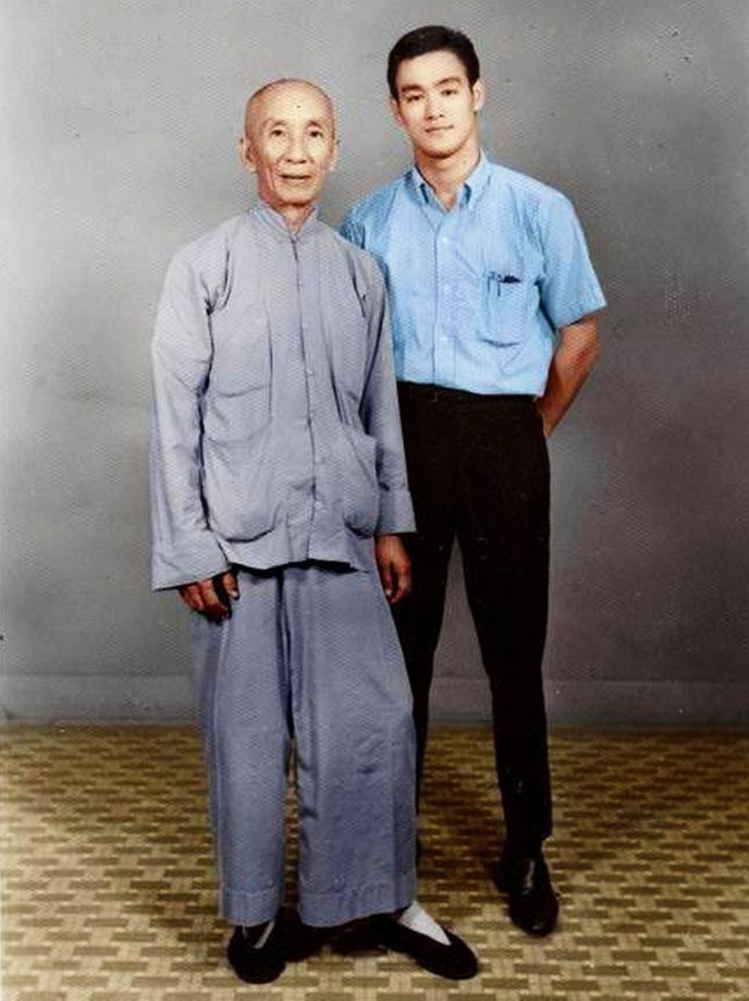 Ip Man, Bruce Lee