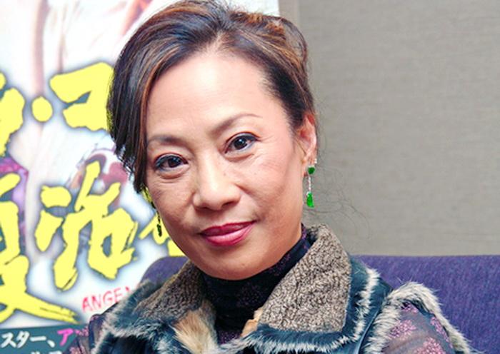 Angela Mao_staršia