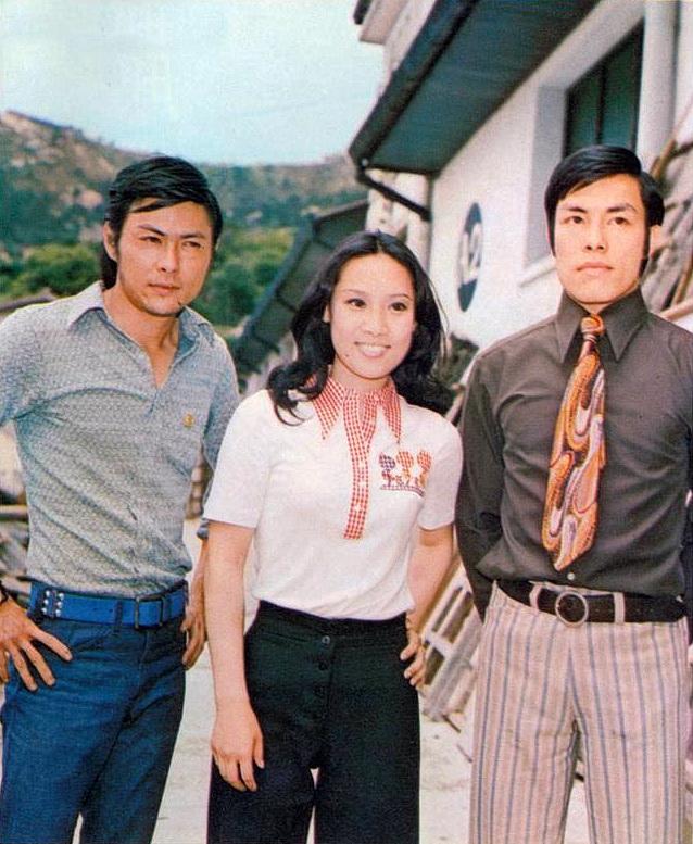 Pai Ying, Angela Mao, Carter Wong