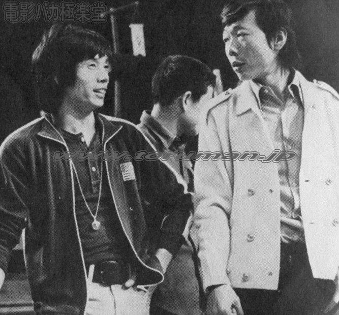 Lau Kar Leung and Wu Ma