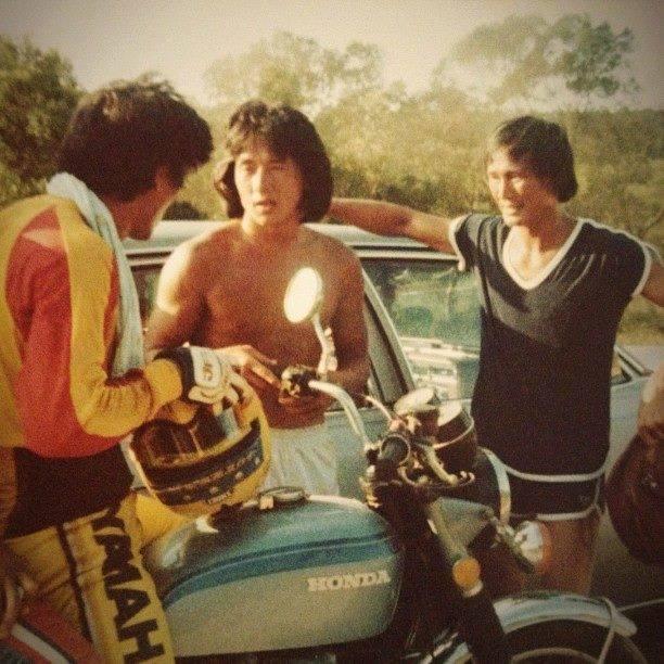 Jackie Chan, Michael Chan Wai-Man