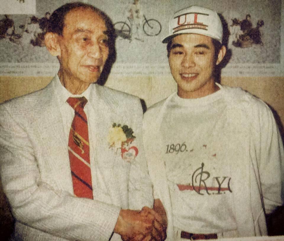 Kwan Tak-Hing, Jet Li