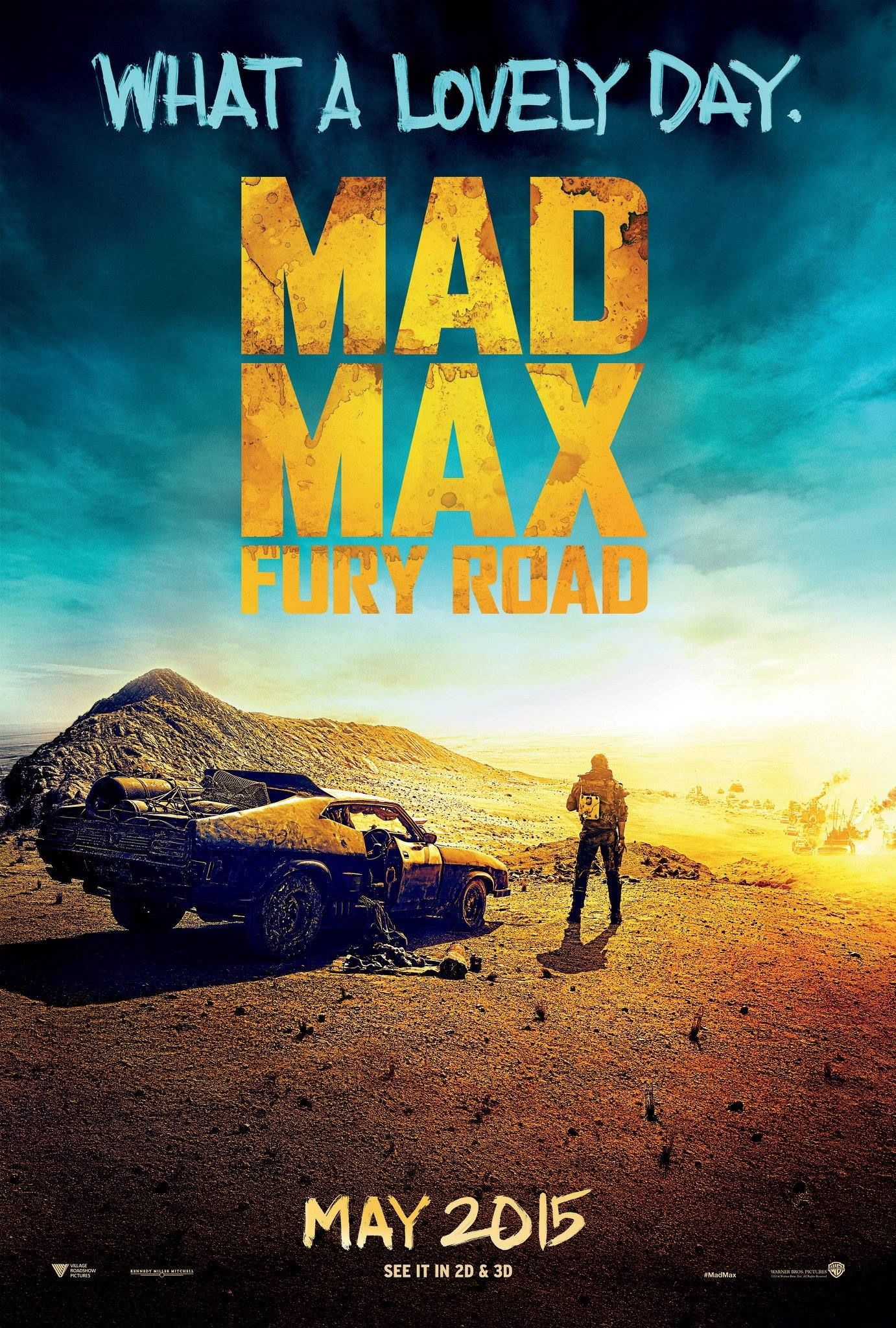 Mad Max: Fury Road by George Miller