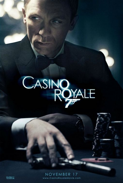 Casino Royale by Martin Campbell