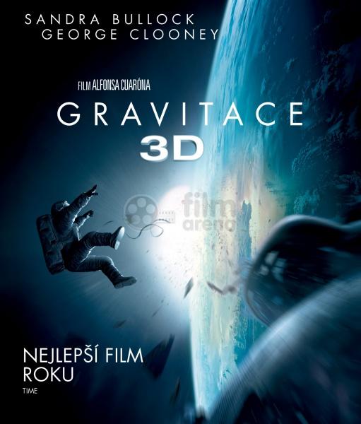 Gravitace se Sandra Bullock!(3.nejlepší film pro rok 2013)