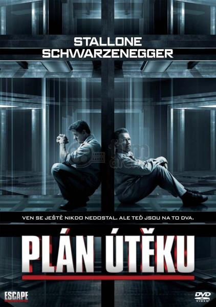 Plán Útěku(2.nejlepší film roku 2013) Stallone s Arnoldem tvoří hvězdné duo!