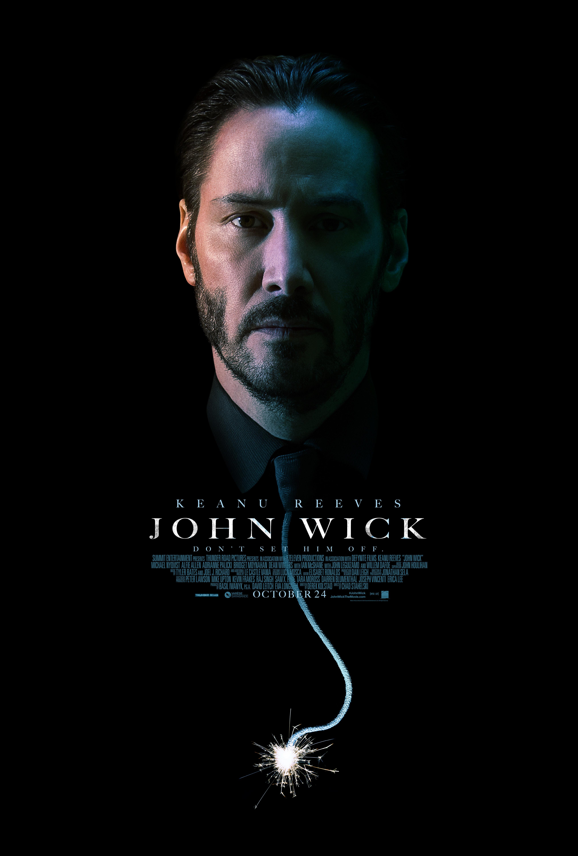 John Wick( 4.nejlepší film roku 2014)