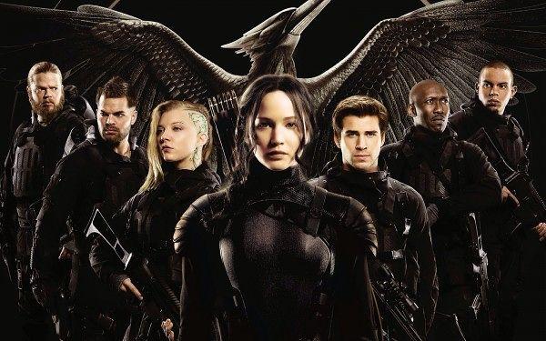 Hunger Games a jeho konečná část byla velice vydařená, tato sága byla skvělá (4.Nejlepší film roku 2015
