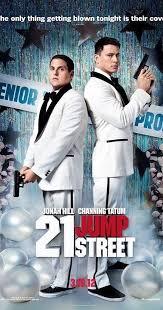 21 Jump Street je velice příjemná komedie plná zábavy, dlouho jsem neviděl komedii na takové úrovni(3.MÍSTO)