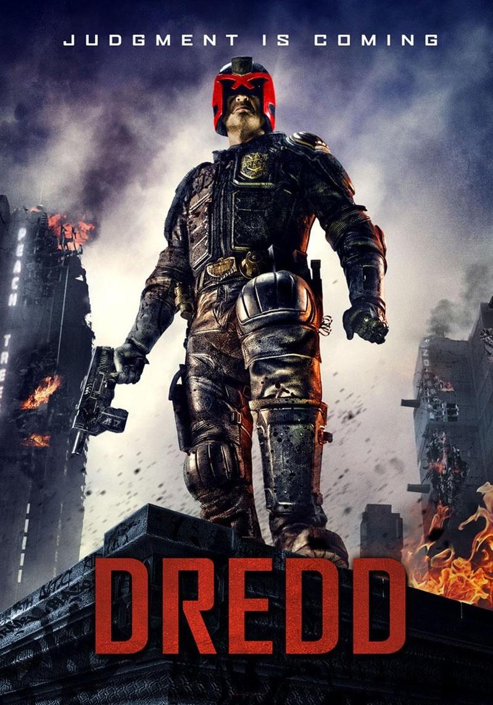 Dredd to je takové neznámé milé překvápko s výborným scénařem originalita filmu mě nadchla. (4.místo)