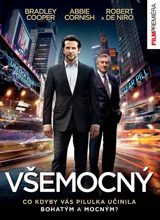 Všemocný: Bradley Cooper a Robert De Niro tvoří skvělé duo, tento film jsem si zamiloval.( 2.MÍSTO)