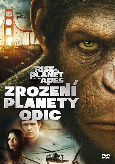 Zrození planety opic je nářez, který stojí za shlédnutí (3.MÍSTO)