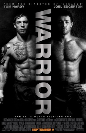 Warrior: Nejlepší film o sportu roku k tomu s mým oblíbencem Joelem Edgertonem, který se dělí o hl. roli s výborným Tomem Hardym.( 5.MÍSTO)