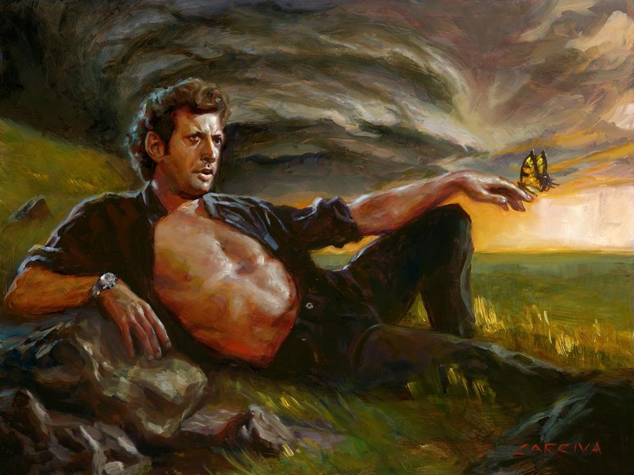 and of course... Goldblum