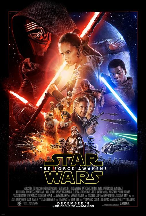 star wars: episode vii - the force awakens /star wars: epizoda vii - síla se probouzí/