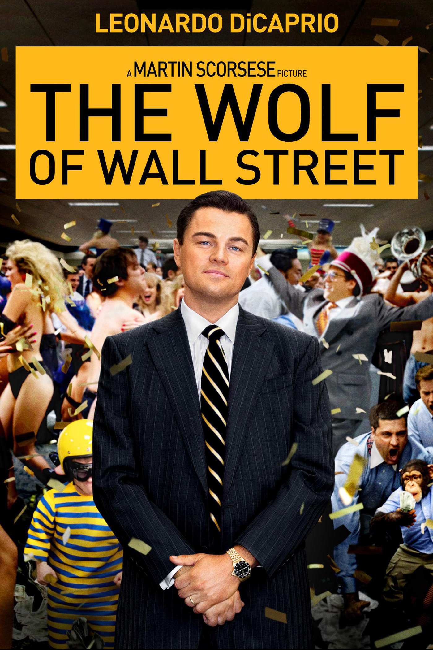 wolf of the wall street