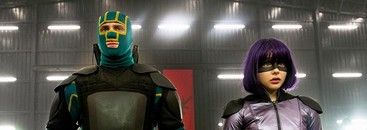 Kick-Ass:Balls To The Wall
