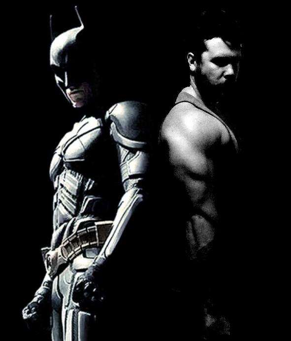 Netvrdím že jsem Baman...jen poukazuji na skutečnost, že mě a Batmana nikdy nikdo neviděl pohromadě v jedné místnosti.