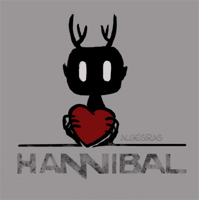 Save Hannibal by Algesiras