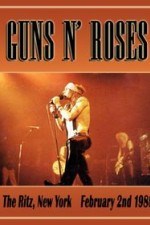 Guns N' Roses live at Ritz 1988