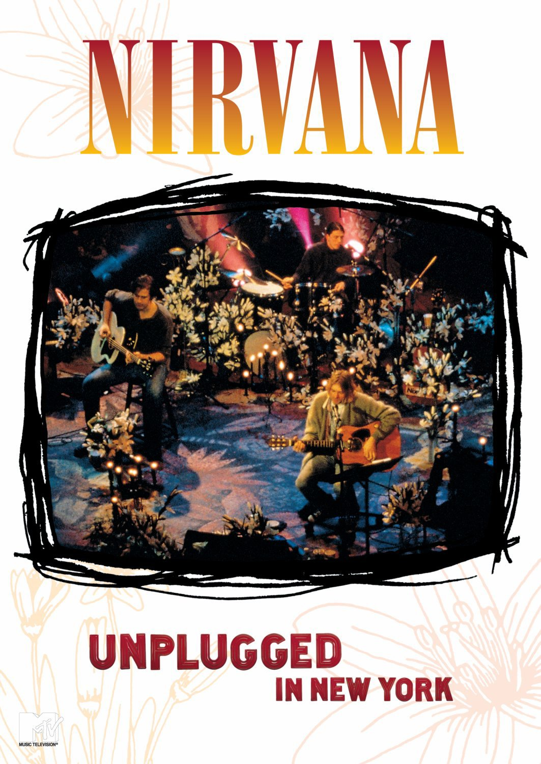 Nirvana Unplugged in New York 1993