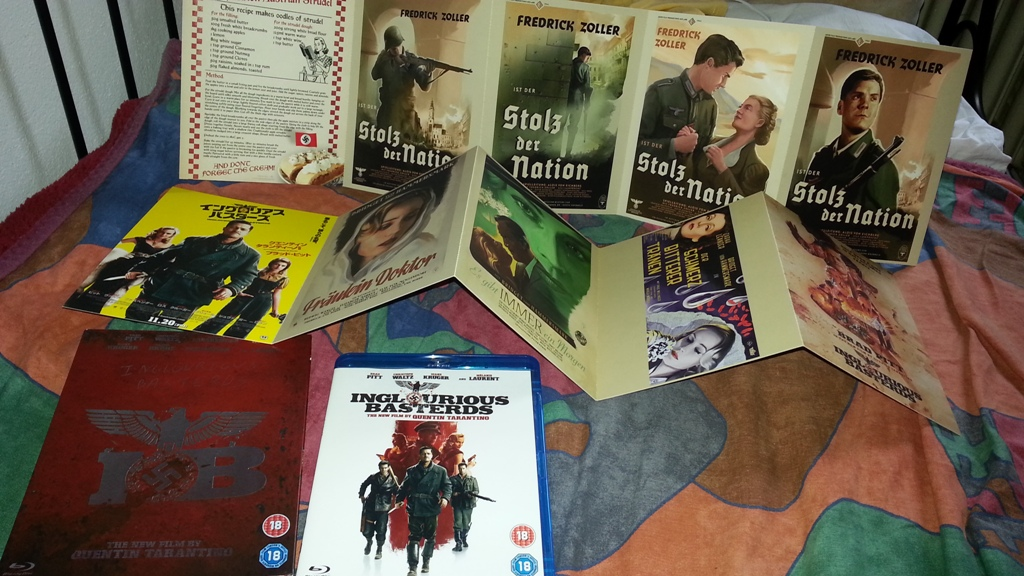 Inglourious Basterds Limited Edition
