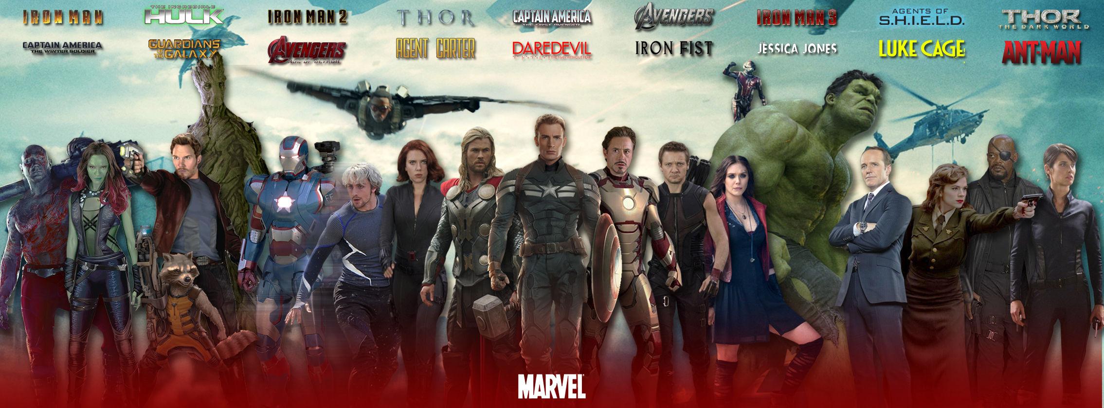 Avengers Marvel filmy