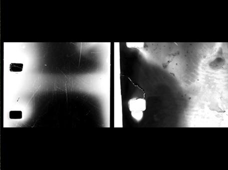 Structural Filmwaste. Dissolution 1 (2003) Siegfried A. Fruhauf