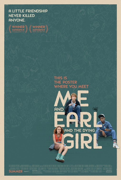 me and earl and the dying girl /já, earl a holka na umření/