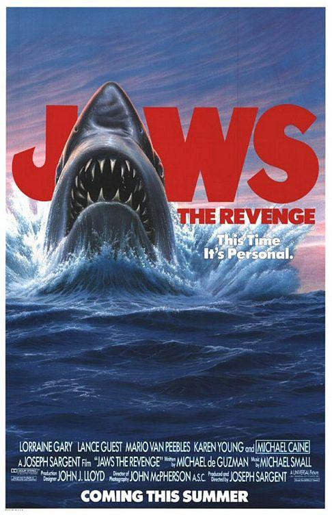 jaws: the revenge /čelisti: pomsta/