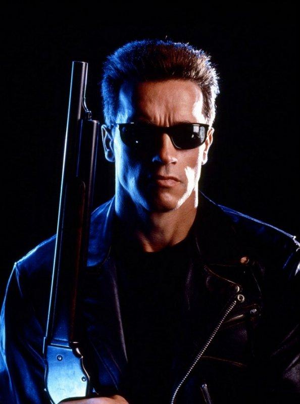 Terminátor - Arnold Schwarzenegger - Terminátor 1,2,3,5 (1984-2015)