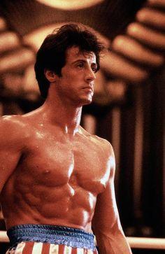 Rocky Balboa - Sylvester Stallone - Rocky 1,2,3,4,5,Creed (1976-2015)