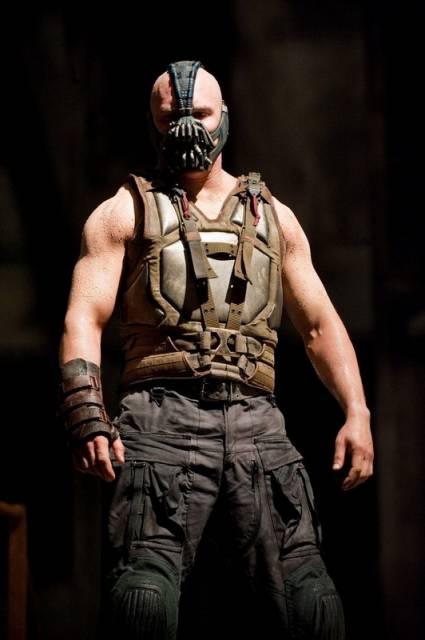 Bane - Tom Hardy - The Dark Knight Rises (2012)