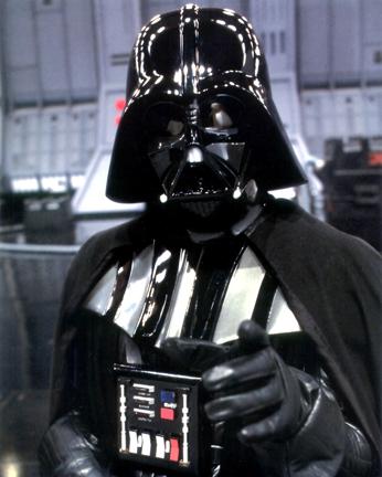 Darth Vader - David Prowse - Star Wars IV, V, VI (1977-1983