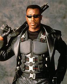 Blade - Wesley Snipes - Blade 1,2,3 (1998-2004)